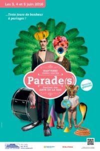 Visuel Parades 2016